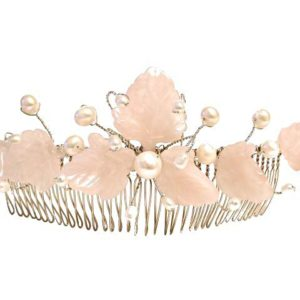 Bridal Barrettes and Bridal Combs
